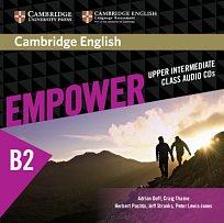 Class Audio CD (3) Cambridge English Empower Upper-Intermediate