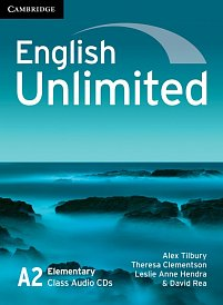 Class Audio CDs (3) English Unlimited Elementary
