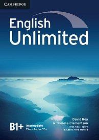 Class Audio CDs (3) English Unlimited Intermediate