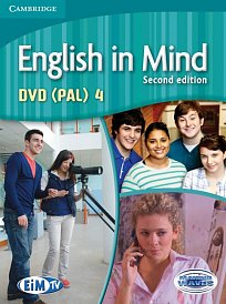 DVD English in Mind 2nd Edition Level 4