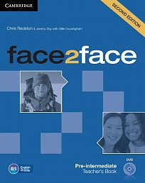 Teacher's Book with DVD Face2Face 2nd Edition Pre-Intermediate