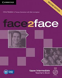 Teacher's Book with DVD Face2Face 2nd Edition Upper-Intermediate