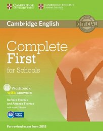 Workbook with Answers with Audio CD Complete First