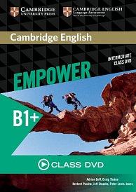 Class DVD Cambridge English Empower Intermediate