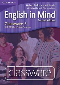 Classware DVD-ROM English in Mind 2nd Edition Level 3