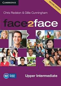 Class Audio CDs (3) Face2Face 2nd Edition Upper-Intermediate
