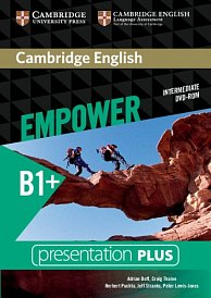 Presentation Plus DVD-ROM Cambridge English Empower Intermediate