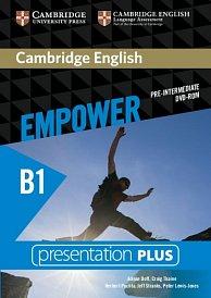 Presentation Plus DVD-ROM Cambridge English Empower Pre-Intermediate