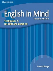 Testmaker CD-ROM and Audio CD English in Mind 2nd Edition Level 5