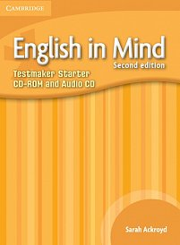 Testmaker CD-ROM and Audio CD English in Mind 2nd Edition Starter