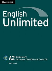 Testmaker CD-ROM and Audio CD English Unlimited Elementary