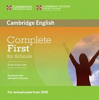 Class Audio CD (2) Complete First