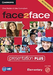 Presentation Plus DVD-ROM Face2Face 2nd Edition Elementary