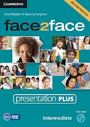Presentation Plus DVD-ROM Face2Face 2nd Edition Intermediate