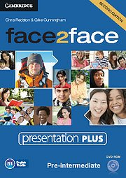 Presentation Plus DVD-ROM Face2Face 2nd Edition Pre-Intermediate