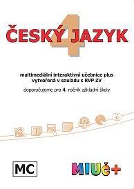 MIUč+ Český jazyk 4 - školní multilicence na 1 školní rok