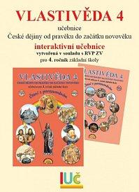 Interaktivní Vlastivěda 4 - učebnice dějepisu - časově neomezená verze
