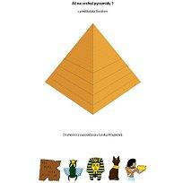Až na vrchol pyramidy? Z předškoláka školákem (sada)