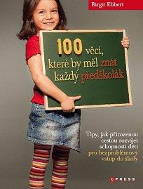 Sto věcí, které by měl znát každý předškolák