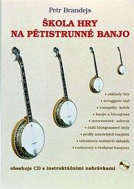 Škola hry na pětistrunné banjo s CD