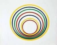 Kruh plochý 50cm překážkový