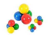 Freeball - 4cm malý cvičební míček