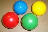 Freeball - 7cm malý cvičební míček