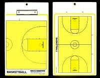 Basketbal tabulka pro trenéra