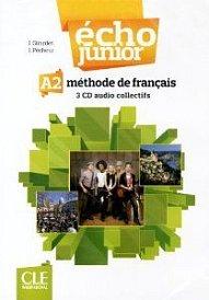 Écho Junior A2 CD audio collectifs (2)