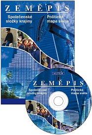 CD-Rom Zeměpis 8.r. - multilicence