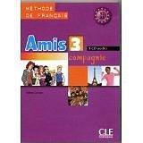 Amis et compagnie 3 - CD audio pour la classe (3)