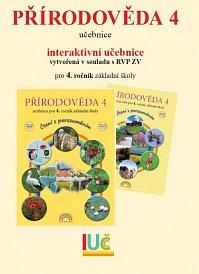 Interaktivní učebnice Přírodověda 4 - na 1 rok