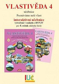 Interaktivní učebnice Vlastivěda 4, Zeměpis - na 1 rok
