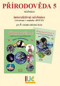 Interaktivní učebnice Přírodověda 5 - na 1 rok