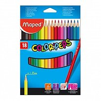 Pastelky MAPED Color Peps 18