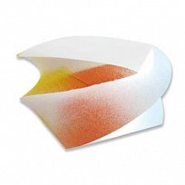 Blok špalíček 65x65x45 barevně stříkaný ve folii