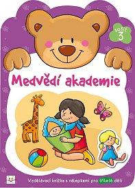 Sešit kreativní Medvědí akademie 3