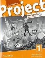 Project 1 WB with Audio CD CZ (4. vydání)