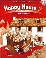 Happy House 2 AB CZ 3rd Edition