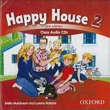 Happy House 2 Class Audio CDs (2) 3rd Edition