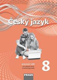 Český jazyk 8 nová generace - PS 2v1