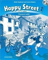 Happy Street 1 AB CZ 3rd Edition