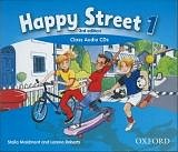 Happy Street 1 Class Audio CDs (3) 3rd Edition