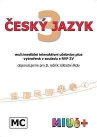 MIUč+ Český jazyk 3 - časově neomezená školní multilicence