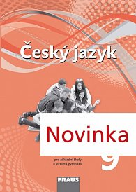 Český jazyk 9 nová generace - PS 2v1