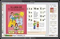 MIUč+ Živá abeceda,  Slabikář, Písanka 1-4 - žákovská licence na 1 rok