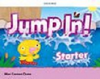 Jump In! Starter CB Pack (with access code for Lingokids app)