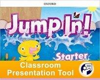 Jump In! Starter Classroom Presentation Tool