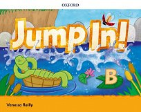 Jump In! B CB Pack (with access code for Lingokids app)