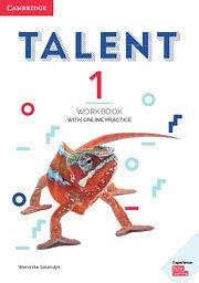 Talent 1 Workbook with Online Practice